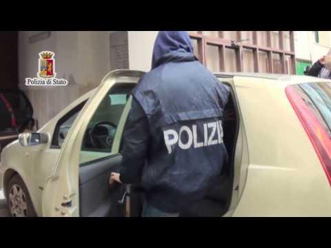 """""""Cocaina per la Palermo bene circa 700 i clienti"""" 35.000 mila chiamate intercettate"""
