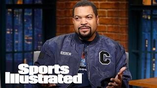 Ice Cube Critiques Durant, Bell, Lillard & Shumpert On Rap Skills | SI NOW | Sports Illustrated
