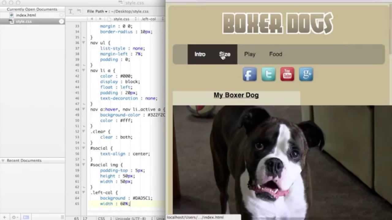 HTML5 Responsive Website - Start to Finish by Drew Ryan