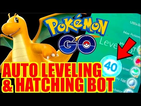 BEST POKEMON GO BOT!! FAST AUTO LEVELING & HATCHING!! WORKING POKEMON GO BOT!!