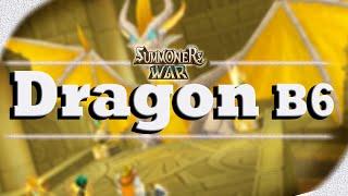 summoners wars sky arena dragon b6 giant b7 runes farming 1 3 6