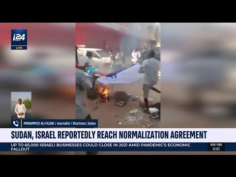 Sudanese Government And Citizens Divided Over Ties With Israel