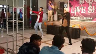 Bhangara on punjabi Mashup Song