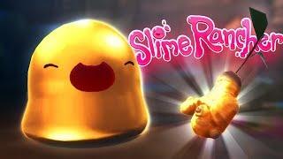 GOLD GORDO & GILDED GINGER FOUND! - 1.0.1 Update Slime Rancher Full Version Gameplay