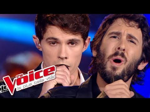 Judy Garland – Over the Rainbow | Lilian Renaud & Josh Groban | The Voice France 2015 | Finale