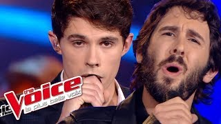 Judy Garland – Over the Rainbow | Lilian Renaud & Josh Groban | The Voice France 2015 | Finale streaming