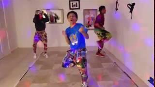 Bruno Mars - Finesse (Remix) [Feat. Cardi B] [Dance Video]