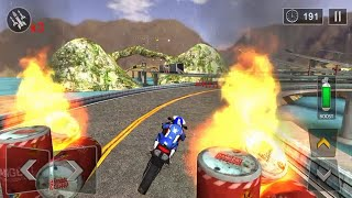 Extreme Bike Stunts 3D Game #Bike Games 3D For Android #Stunt Motorcycle Racer #Games For Android
