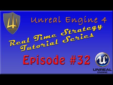 Unreal Engine 4: RTS :: Ep32 - AI Unemployment