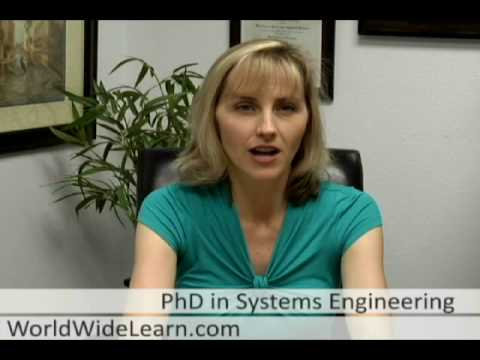Phd systems engineering