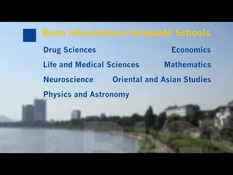 Bonn International Graduate Schools