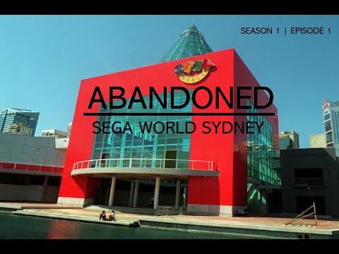 Abandoned Sega World Sydney Youtube