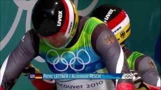Санный спорт. Олимпийские игры 2010. Германия