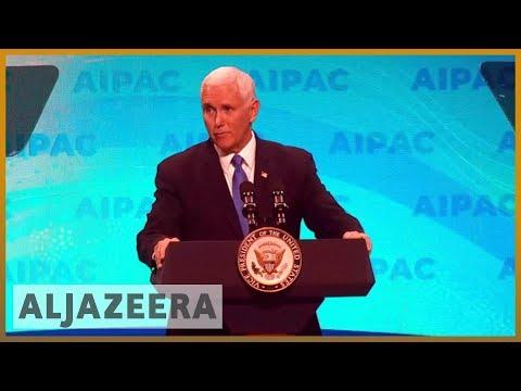 US-Vertreter Versprechen Unterstützung Für Israel Auf Der AIPAC-Konferenz