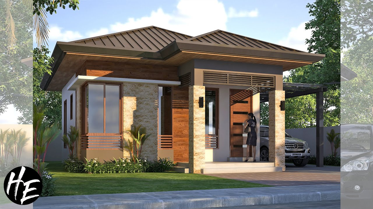 Small House Design L Beautiful And Modern Small Bungalow