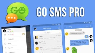 Go SMS Pro for Android - How to Install and Use screenshot 3