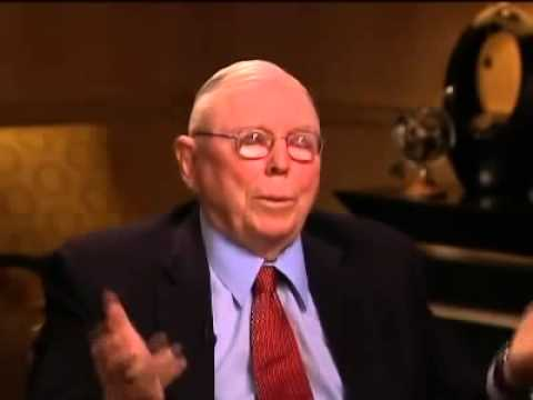 Charlie Munger speaks with Becky Quick