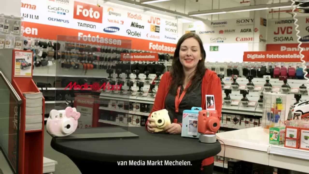 Fujifilm Instax mini 8 Unboxing & Review  Media Markt   -> Kuchnia Elektryczna Media Markt