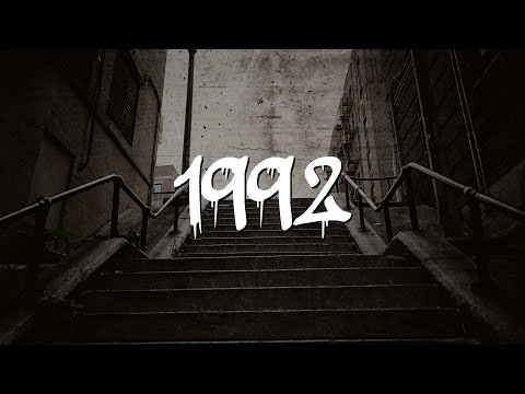 """1992"" Old School Boom Bap Type Beat | Underground Hip Hop Rap Instrumental | Antidote Beats"