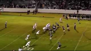 Jordan Putnam #12 QB 2012 Senior Football Highlights
