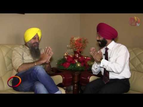 BILLA BHAJI (Amritpal Singh) Actor/Artist Exclusive Interview with - PV TV