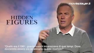 Kevin Costner ci racconta il suo Al Harrison de Il diritto di contare