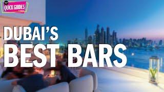 The Top Ten Bars In Dubai In 2019