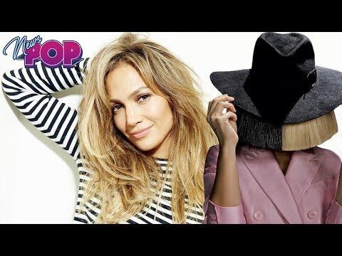 Jennifer Lopez en Limitless con Sia para la BSO de Second Act #JLoNews