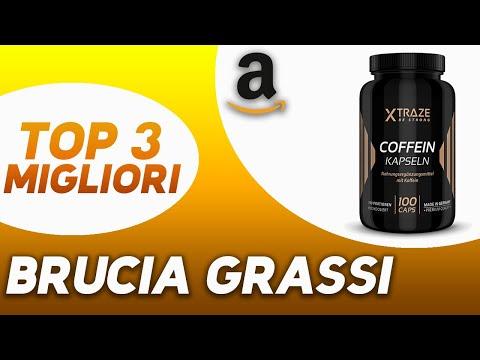 ✅ TOP 3: Miglior Brucia Grassi In Commercio 2020