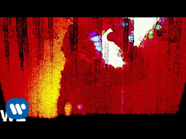 The Flaming Lips - Be Free... A Way [Lyric Visualizer]