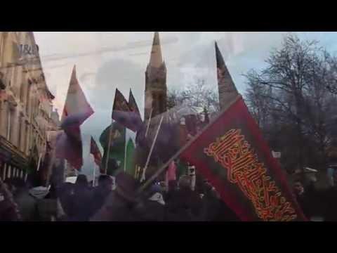 Glasgow Shia Muslims Ashura Procession