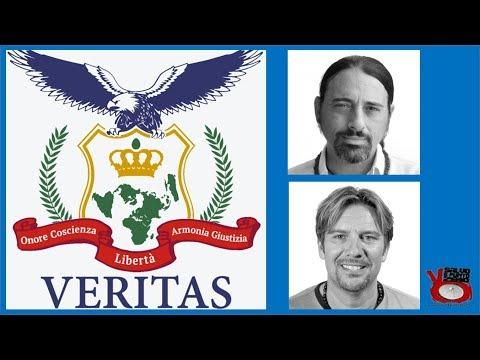 Diritto Naturale applicato. Presentazione associazione Veritas. Con Mahat ed Anam.