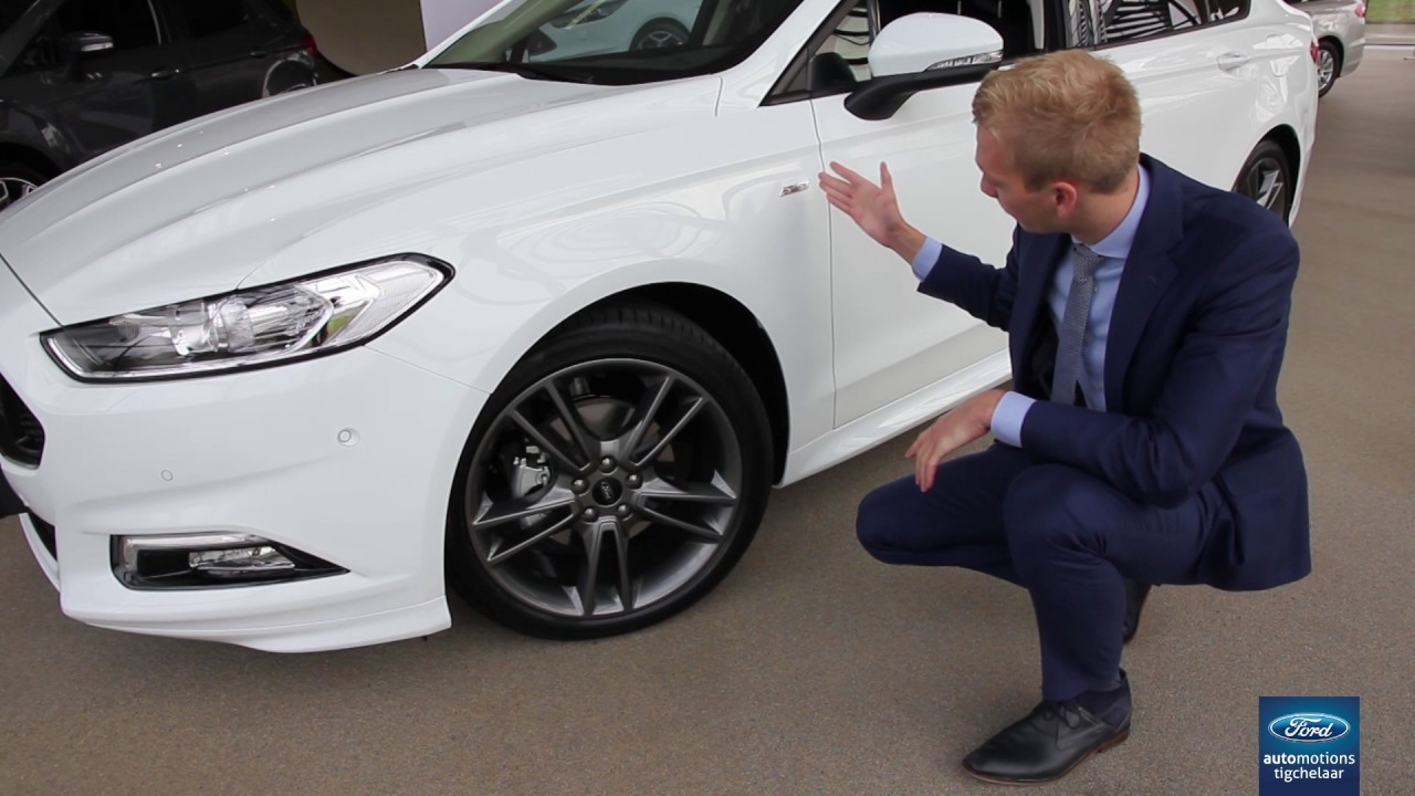 Ford Mondeo ST-line bij Automotions Tigchelaar - YouTube
