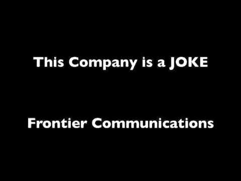 Frontier Communications Horrendous Customer Service