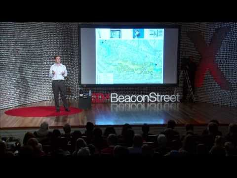 Designing Smart Urban Water Systems: Marcus Quigley at TEDxB