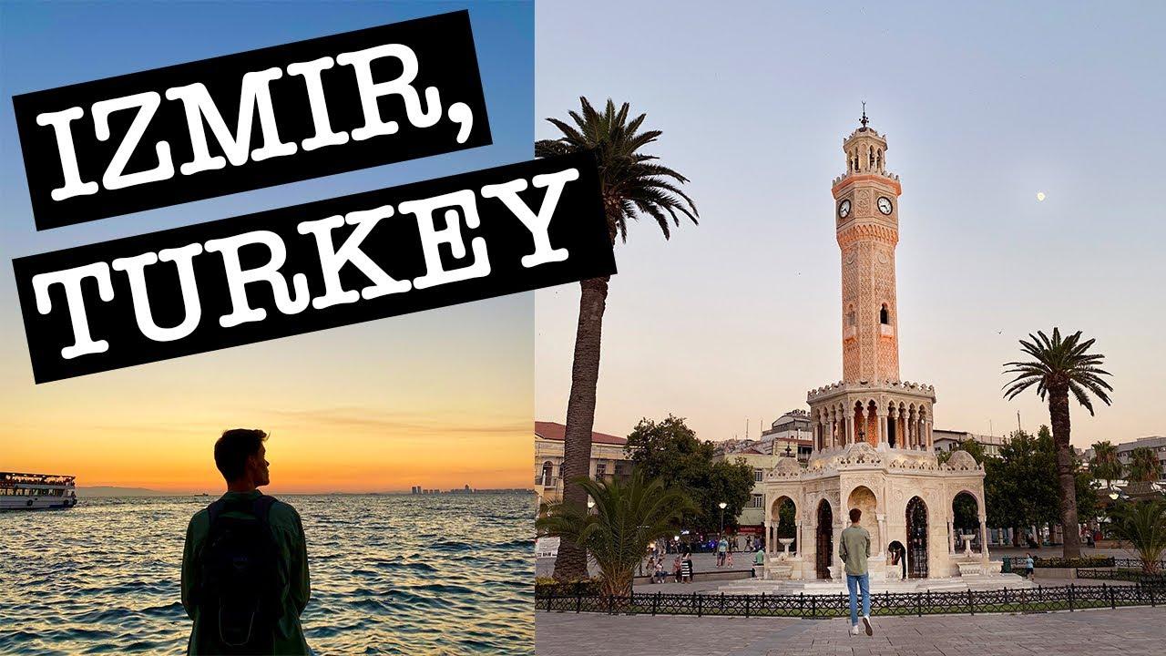 IZMIR, TURKEY - exploring with locals and food