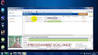 uTorrent Proqramiyla Proqram Yuklemek