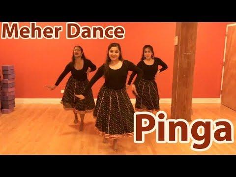 Pinga Dance  Meher Dance  Bollywood Folk Dance  Chicago  Choreography  Priyanka Chopra