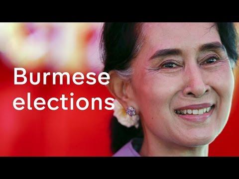 Myanmar elections: Aung San Suu Kyi seeks majority