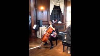 Hungarian Rhapsody op.68 by David Popper