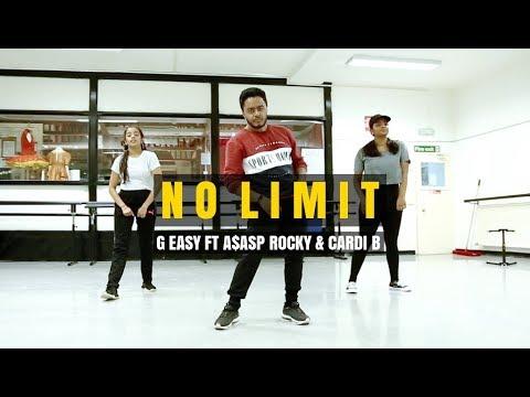 'No limit' G Easy ft Asap Rocky & Cardi B...