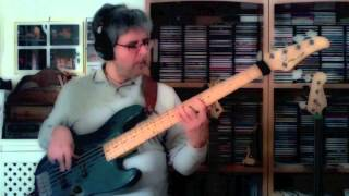 Give me the night by George Benson Personal bassline by Rino Conteduca with bass Mike Lull M5V