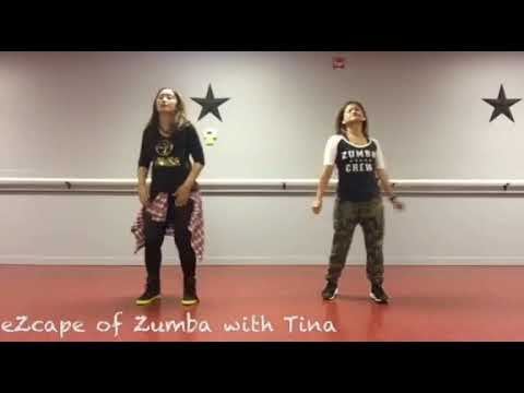Dying Inside (To Hold You) cover by eZcape of Zumba With Tina Dance Fitness