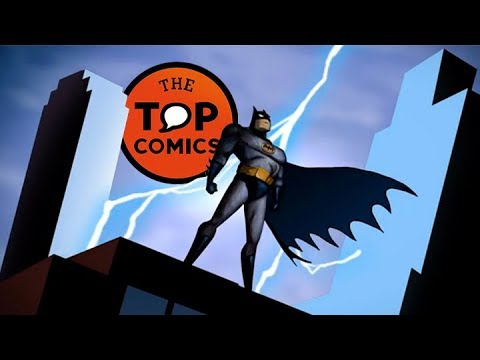 Top 10 series animadas de DC Comics