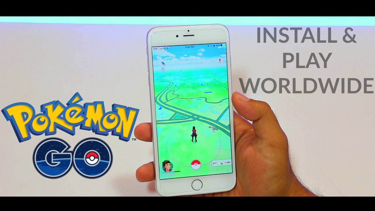 play pokemon on iphone install amp play go 1 13 4 now on ios 10 10 2 amp 9 15872