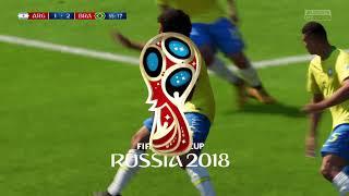 FIFA 18 match world cup