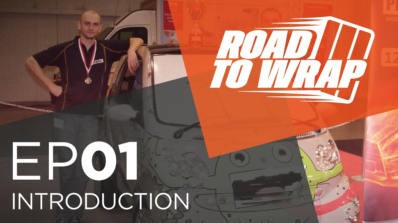 Road 2 Wrap - Introduction