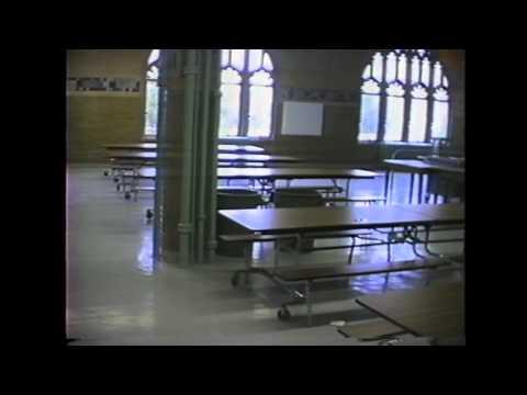 Brighton High School (Boston, MA) 150th Birthday Open House Tour in 1991