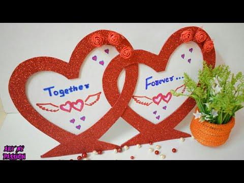 Valentine S Day Gift Ideas For Boyfriend Him Her Diy Photo Frame