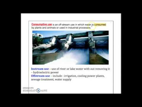 Water Supply Screencast